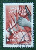 6 Ct Wereld Jamboree Vogelenzang NVPH 294 (Mi 302) 1937 Gestempeld / USED NEDERLAND / NIEDERLANDE - Gebraucht