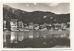 W3577 Madonna Di Campiglio (Trento) - Albergo Cristallo E Laghetto - Panorama / Viaggiata 1964 - Altre Città