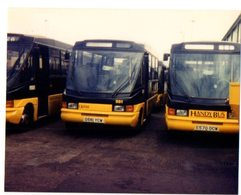 35mm ORIGINAL PHOTO BUS - OPTARE HANDY BUS -  F990 - Photographs