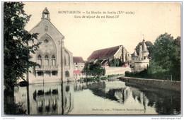 91 MONTGERON - Le Moulin De Senlis, Lieu De Séjour Du Roi Henri IV - Montgeron