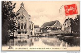 91 MONTGERON - Moulin De Senlis, Ancien Séjour Du Roi Henri IV - Montgeron