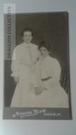 D164624 CDV Cabinet Photo  Richard Blum,   HAMELN     - Ca 1900 - Women's Photo  -Fashion Costume - Fotos