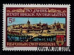 Autriche 1989 Mi.Nr: 1949 750.Jahre StadtBruck An Der Leitha  Oblitèré / Used / Gebruikt - 1981-90 Afgestempeld