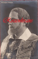 Oude Unieke Foto Fotokaart Antwerpen Anvers Opera Or Theater Star Artiest Artist Mr. R. Tindel 1928 Schauspieler - Illustrateurs & Photographes