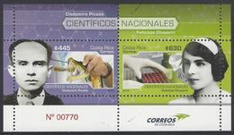COSTA RICA CIENTÍFICOS NACIONALES, NATIONAL SCIENTISTS MNH 2019 NEW - Costa Rica
