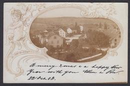 CPA  Suisse, ANDELFINGEN, Carte Photo, 1903 - ZH Zurich