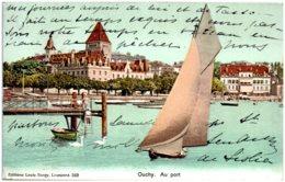 VD OUCHY - Au Port - VD Vaud