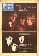 RECORD MIRROR - N° 260 MARS 1966 - WALKER BROTHERS - WHO - BEACH BOYS - BEATLES - HOLLIES - TOM JONES - Vieux Papiers