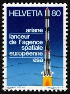 Switzerland - Scott #680 Used (4) - Used Stamps