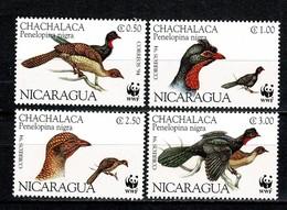 Nicaragua 1994 Yv 1911/14** - Mi 3455/58**   MNH - Nicaragua