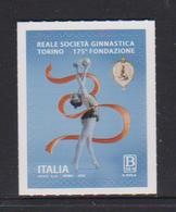 ITALY, 2019, MNH, SPORTS, GYMNASTICS,  1v - Gymnastics