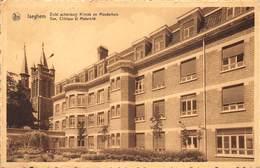 Izegem  Iseghem    Zicht Achterkant Kliniek En Moederhuis Ziekenhuis      I 6227 - Izegem