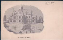 POSTAL SCIENNES SCHOOL - ESCOCIA - SCOTLAND - Sin Clasificación