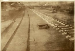PHILADELPHIA PHOTO CHEMIN DE FER Train Railway Trein   18*13CM Fonds Victor FORBIN 1864-1947 - Trains