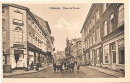 Châtelet NA48: Place Du Perron - Châtelet