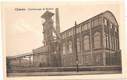 Châtelet NA49: Charbonnage Du Boubier - Châtelet