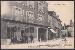 CPA 45 -  PATAY, Hotel Ste Barbe - Francia