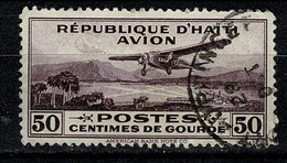 Haïti 1929/30 Yv PA 2 - 50 Centimes  Used (2 Scans) - Haïti