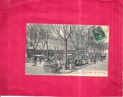 AMIENS - 80 -  Place Louis Dewailly -  Le Marché à Réderies - ROY1 - - Amiens