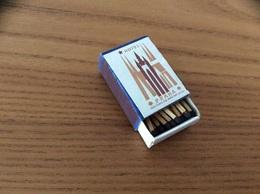 Boîte D'allumettes ** République Tchèque «HOTEL - PRAHA (Prague)» - Boites D'allumettes