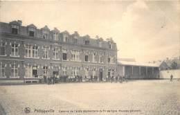 Philippeville  Caserne De L'ecole Régimentaire Du 7e De Ligne . Nouveau Bâtiment    I 6251 - Philippeville