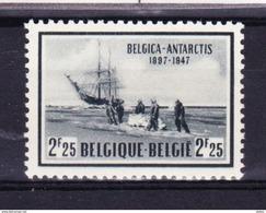 België 1947 Nr 750 **,  Zeer Mooi Lot Krt 3536 - Neufs