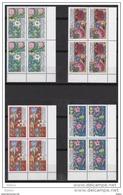 Duitsland 1985 Nr 1091/94 **, In Blok Van 4 St,  Zeer Mooi Lot Krt 3677 - Timbres