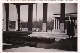 Foto München - Ehrentempel - Ewige Wache - Ca. 1940 - 8*5,5cm  (42194) - Orte