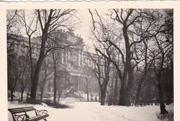 Foto Wien Hofburg - Winter - Ca. 1940 - 8*5,5cm  (42195) - Orte