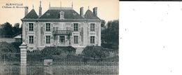 Blainville - Chateau De Gonneville- Non Circulé - Francia