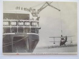"""(1962) UK  Chasse à La Baleine  """"Balaena London"""" Hydravion -  Whaling  - Coupure De Presse Originale (encart Photo) - Documents Historiques"""