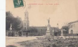 CP BOISSERON 34 HERAULT - LE TEMPLE - LE CHRIST - France