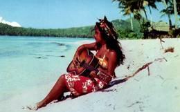 CPM - BORA BORA - MOTU TAPU ... - French Polynesia