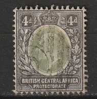 British Central Africa Company Protectorate N° 61 - Sud Africa (...-1961)