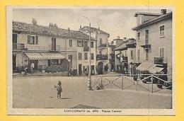 Cocconato (AT) - Piccolo Formato - Viaggiata - Italia