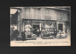 C.P.A. DE LA GRANDE CORDONNERIE BARBES A PARIS 75. - Artesanos De Páris