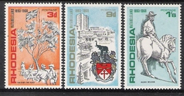 Rhodesia 1968 75th Anniversary Of Matabeleland MNH CV £0.50 - Rhodésie (1964-1980)