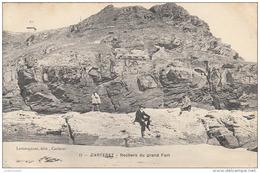 50 CARTERET - Rochers Du Grand Fort - Carteret