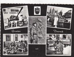 TOURNAI  /  DOORNIK  / CASERNE / ECOLE / KAZERNE / SCHOOL - Casernes