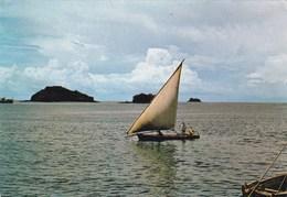 Mayotte - Vue Sur Le Lagon - Les Quatre Frères - Mayotte