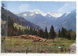 - 2 - Depuis Les Onchets - Vue Panoramique Sur Le Roc,  Grand Format, Non écrite, Cliché Rare, TBE, Scans. - Autres Communes