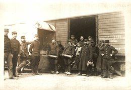 TRAIN OB 149   WAR 18*13 CM Fonds Victor FORBIN 1864-1947 - Trenes