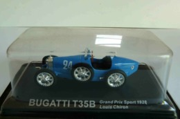 BUGATTI T35B GRAND PRIX SPORT 1928 LOUIS CHIRON - Cars & 4-wheels