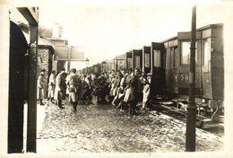 WAR 18*13 CM Fonds Victor FORBIN 1864-1947 - Trenes