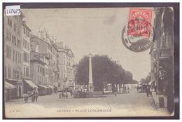 GENEVE - PLACE LONGEMALLE - TB - GE Geneva