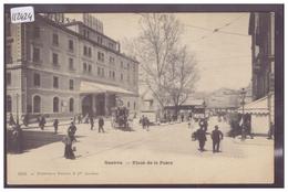 GENEVE - PLACE DE LA POSTE - TB - GE Geneva
