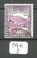 PAK YT 43 En Obl - Pakistan