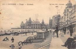 OSTENDE - Plage - Kursaal - Oostende