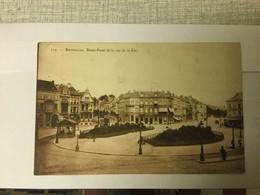 BRUXELLES 1919  ROND-POINT DE LA RUE DE LA LOI - Places, Squares