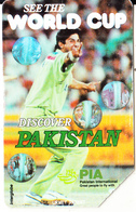 PAKISTAN(Urmet) - See The World Cup, Discover Pakistan(Rs.100), Used - Pakistan